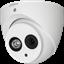 Resim Dahua HAC-HDW2221EMP-A-0360B 2.1MP Analog HD Mobil IR Dome Kamera