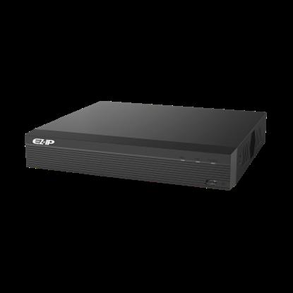 Resim EZ-IP NVR 1B04HS-4P-L 4 Kanal Poe' li NVR Kayıt Cihazı