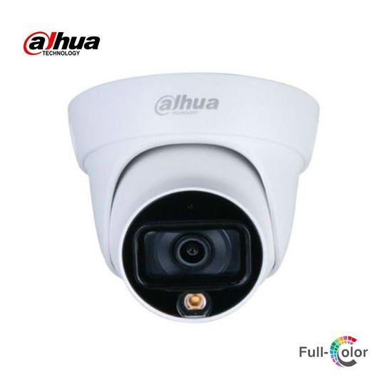 Dahua HAC-HDW1209TLQ-LED-0280B 2MP Analog Fullcolor Dome Kamera