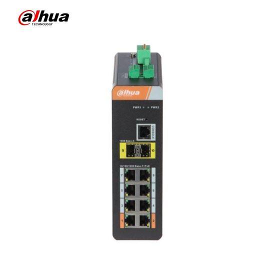 Dahua PFS4210-8GT-DP-V2